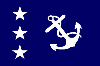 Past Commodore Burgee
