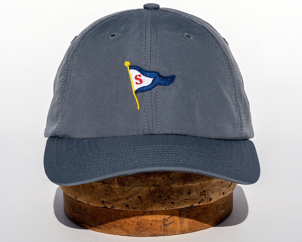 Charcoal soft cap